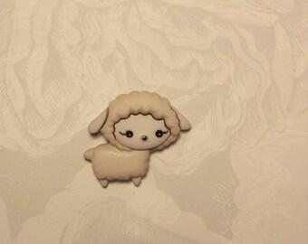 Sweet Lamb Pin