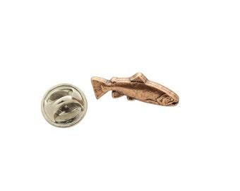 Brook Trout  ~ Lapel Pin/Brooch ~ FC011MP