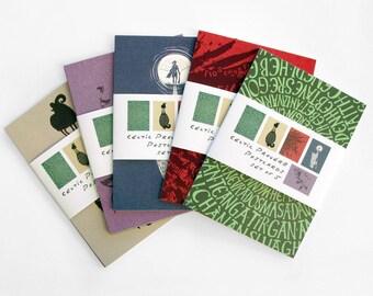 Set of 5 Postcards - Celtic Proverbs - Irish, Welsh, Scottish, Manx, Cornish, Breton