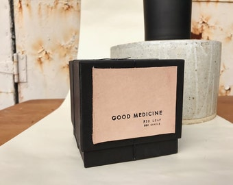 Good Medicine Fresh Fig Leaf Soy Candle