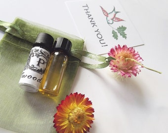 Island for Paula, Gourmand Natural Perfume with Mimosa, Tropical Fruit, Tropical Flowers, Soft Woods, Lotus Flower