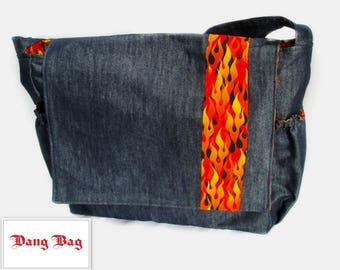 Dad's Diaper Bag, Baby Gear, Messenger Bag, BCD100174