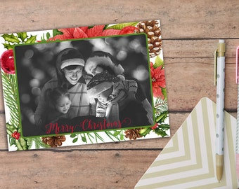 LS Holly Berries Marketing Template