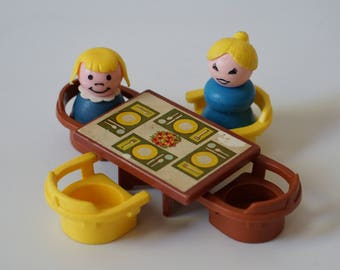 Captivating Fisher Price Kitchen Table And Chairs