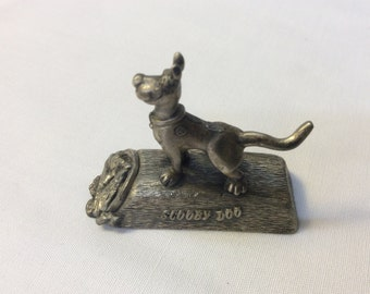 Vintage Colonial Pewter Wonderland Scooby Doo