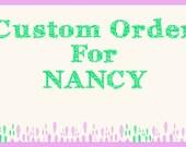 Custom Designed Address Card