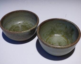 little green bowls