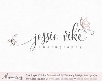 Butterfly Logo|Butterfly Logo Design|Photography Logo|Boutique Logo|Premade Logo|Watermark Logo|Business Logo|Branding Logo|digital logo