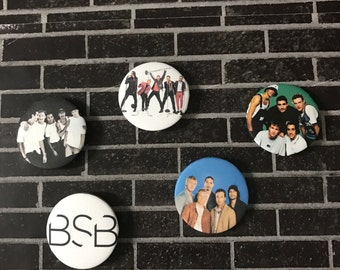 Backstreet Boys | Button/Pinback/Badge