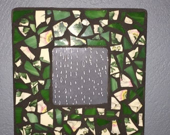 Mosaic Picture Frame-Square