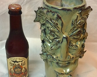 Green Man Tankard
