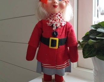Christmas figurine brownie/gnome from Sweden