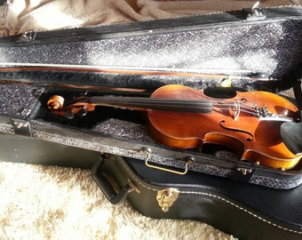 Restyled antique Violin Case