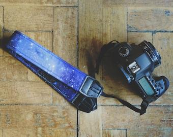Galaxy Digital SLR Camera Strap Handmade