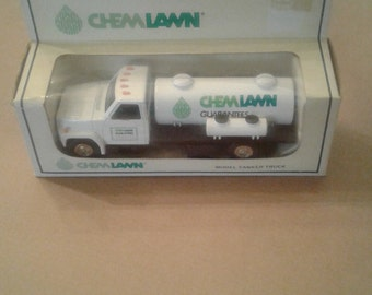 Chemlawn Promotional Model Tanker Truck