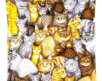 Cat Gathering - Pot Holder Set (Set of 2)
