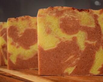 fall soap, pumpkin soap,aple cider soap,foodie soap,apple pie soap,food in soap,handmade soap,natural soap,kitchen soap