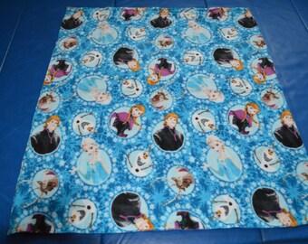 Frozen Fleece Blanket 50X56