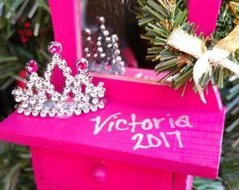 Princess Vanity Ornament