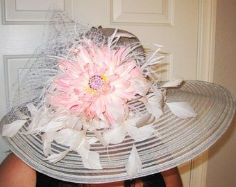 Women Derby Hat