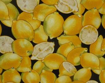 Lemon cobbler apron