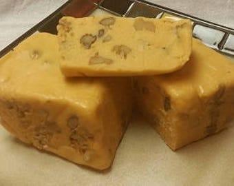 Butterscotch Walnut Fudge Homemade Fudge Butterscotch Fudge