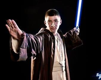Jedi or Sith costume