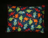 "Dinosaur Throw Pillow 12"" x 16"""