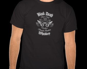 Black Death 777 - Catskill Mountain Whiskey  S-5XL