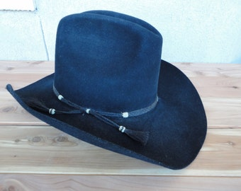 Resistor Black Beaver Cowboy Hat