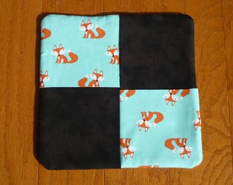 Pot Holder - Foxes