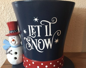 Let it snow Tophat
