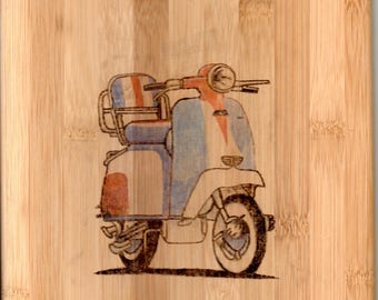 Mod Scooter Chopping Board