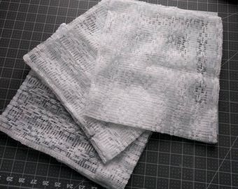 Upcycled Produce bags, reusable produce bags, zero waste, grocery bags