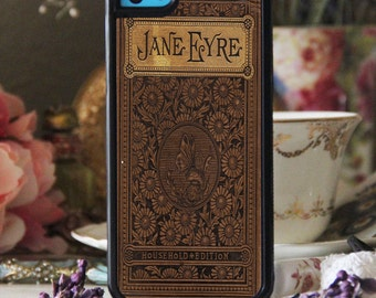 Jane Eyre Book Cover Phone Case Samsung iPhone