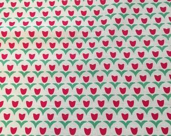 Ellen Luckett Baker Tulip Canvas Kokka Japan