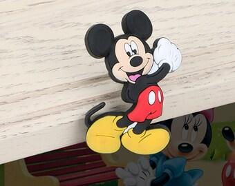 Mickey dresser knobs Etsy
