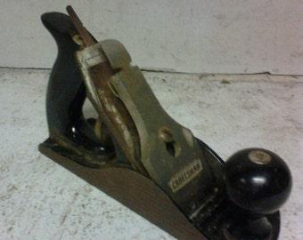 Craftsman wood plane