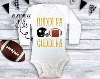Football Baby Boy Outfit, Baby Shower Gift Boy, Baby Football Shirt, Baby Boy Football Outfit, Football Bodysuit