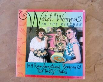Wild Women in the Kitchen, 1996 Wild Women Cookbook