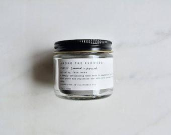 Purify / Seaweed + Charcoal Clay Mask