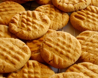 PEANUT BUTTER COOKIES Body Spray Mist Deodorant Antiperspirant - Extra Strong Concentrate