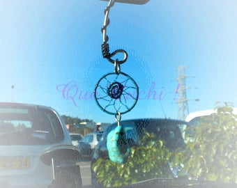 Catch Dreams Jewerly Car with Turquoise