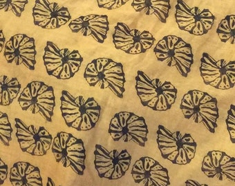 Ammonite Out Scarf