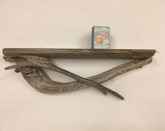 3 piece Driftwood Shelf