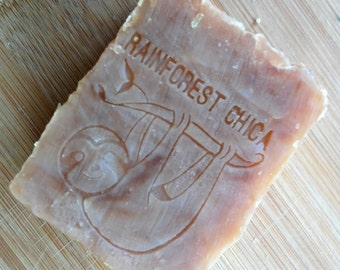 HP Soap - Bacuri Butter - Dry Skin, Hyperpigmentation, Stretch Marks.