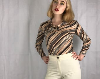 1960's Stripe Shirt from Hungray