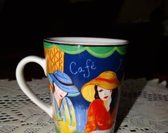 Furio Cafe Paris Mug