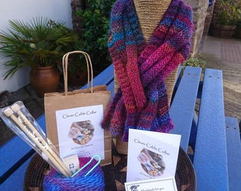 Clever So Simple knitting kit