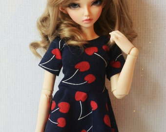 Cherry dress minifee